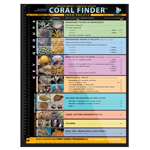 Coral Finder